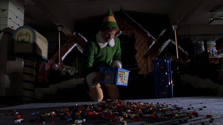 Lego Bricks Used by Will Ferrell in Elf Movie (1)