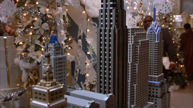 Lego Bricks Used by Will Ferrell in Elf Movie (4)