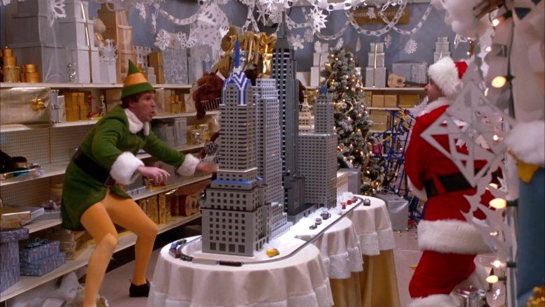 Lego Bricks Used by Will Ferrell in Elf Movie (5)