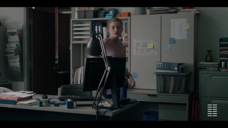 Lenovo Monitor Used by Julia Garner in The Assistant (1)