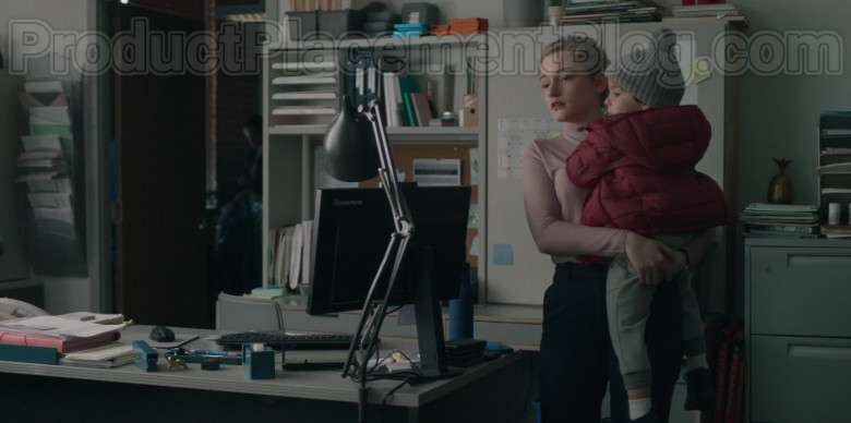 Lenovo Monitor Used by Julia Garner in The Assistant (2020)