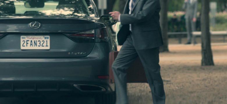 Lexus GS 200 T Car in Truth Be Told Season 1 Episode 3