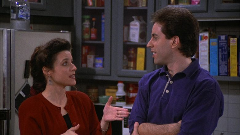 Life Cereal by Quaker Oats in Seinfeld Season 2 Episode 5 The Apartment (1)
