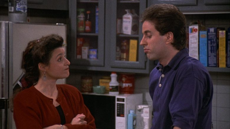 Life Cereal by Quaker Oats in Seinfeld Season 2 Episode 5 The Apartment (2)