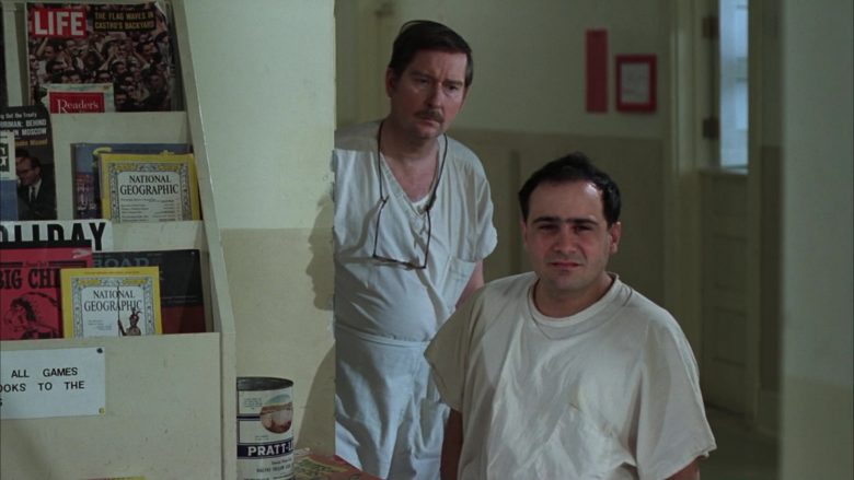 Life Magazine and National Geographic in One Flew Over the Cuckoo's Nest