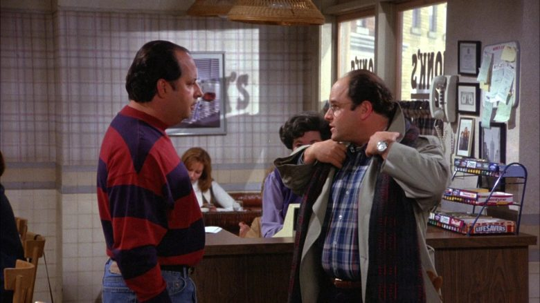 Life Savers Candies in Seinfeld Season 6 Episode 13 The Scofflaw (1)