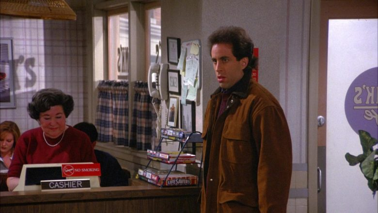 Life Savers Candies in Seinfeld Season 6 Episode 13 The Scofflaw (3)