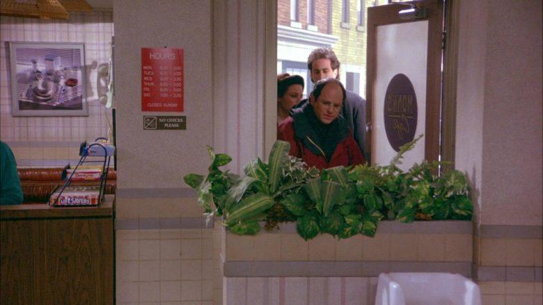 Life Savers Candies in Seinfeld Season 6 Episode 17 The Kiss Hello (1)