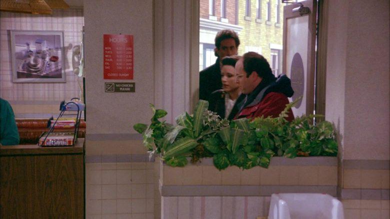 Life Savers Candies in Seinfeld Season 6 Episode 17 The Kiss Hello (2)