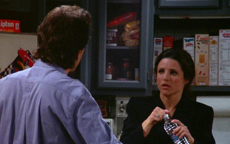 Lipton Tea Pack in Seinfeld Season 5 Episode 17 The Wife (1)