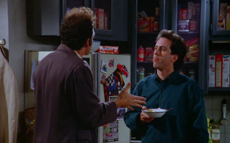 Lipton Tea in Seinfeld Season 5 Episode 15 The Pie (1)