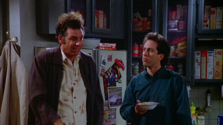 Lipton Tea in Seinfeld Season 5 Episode 15 The Pie (2)