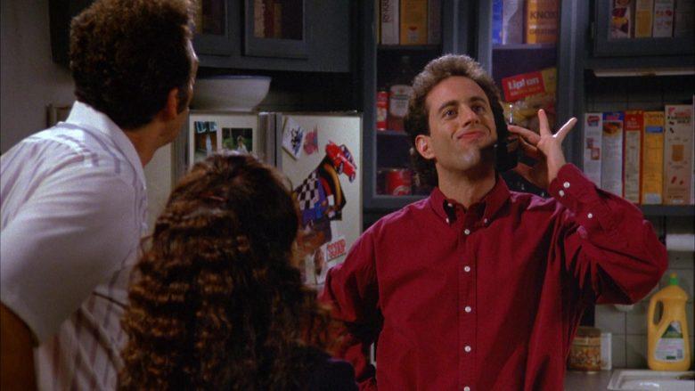 Lipton Tea in Seinfeld Season 5 Episode 4 (1)