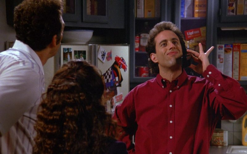 Lipton Tea in Seinfeld Season 5 Episode 4 (1)