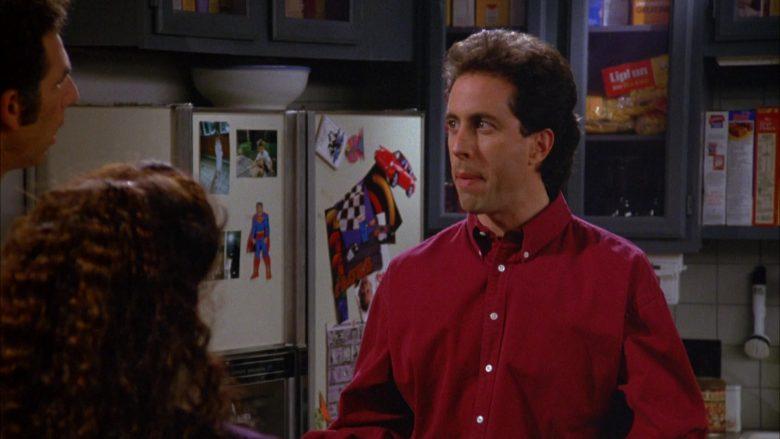 Lipton Tea in Seinfeld Season 5 Episode 4 (2)