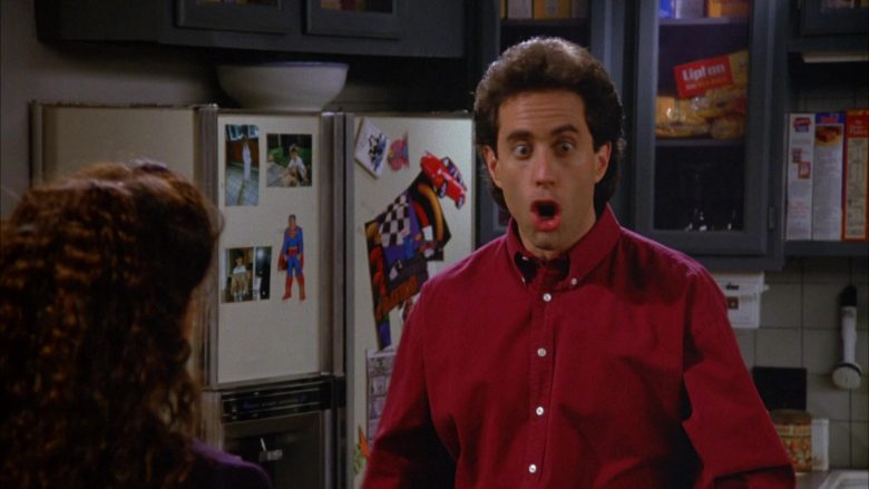 Lipton Tea in Seinfeld Season 5 Episode 4 (3)