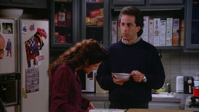 Lipton Tea in Seinfeld Season 5 Episode 5 The Bris (1)