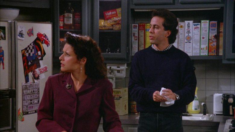 Lipton Tea in Seinfeld Season 5 Episode 5 The Bris (2)