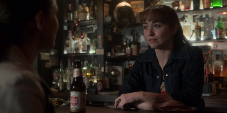 Lone Star Beer in For All Mankind Season 1 Episode 10 A City Upon a Hill