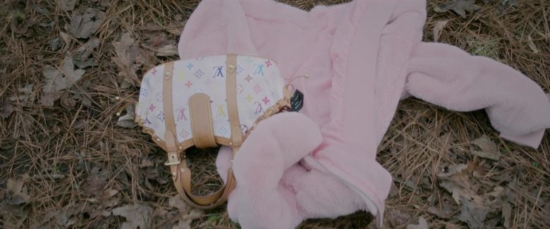 Louis Vuitton Handbag Held by Zoey Deutch as Madison in Zombieland Double Tap (6)