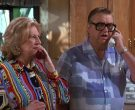 Lucent Telephone Used by Barney Martin as Morty Seinfeld in Seinfeld Season 9 Episodes 23-24 The Finale (1)