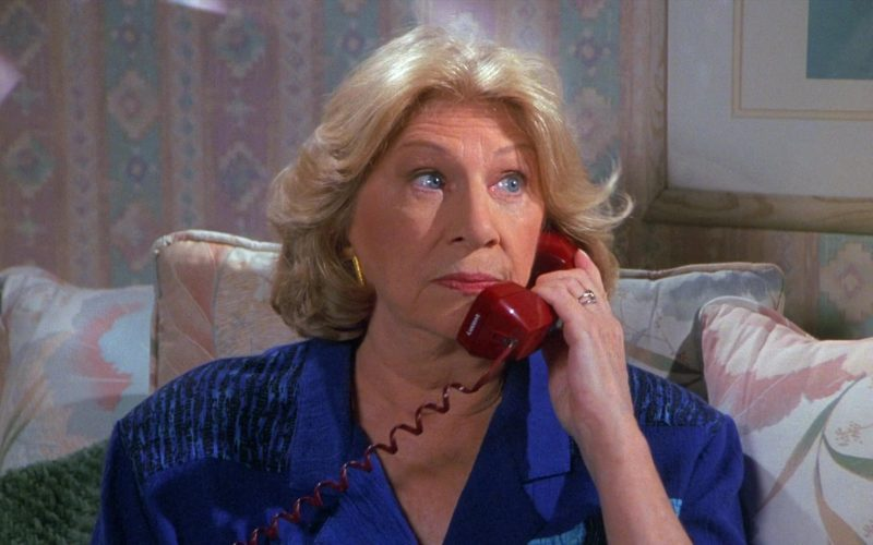Lucent Telephone Used by Liz Sheridan as Helen in Seinfeld Season 8 Episode 11 The Little Jerry (1)