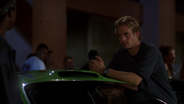 Luminox Watch Worn by Paul Walker in The Fast and the Furious (2)