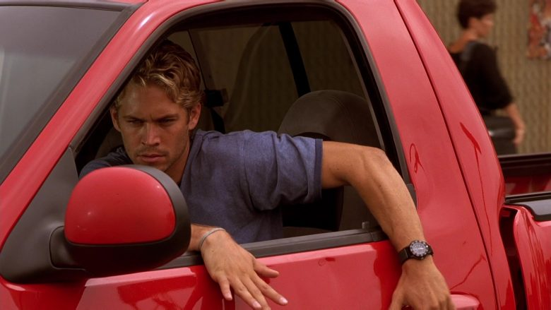 Luminox Watch Worn by Paul Walker in The Fast and the Furious (3)