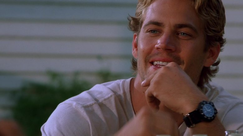 Luminox Watch Worn by Paul Walker in The Fast and the Furious (4)