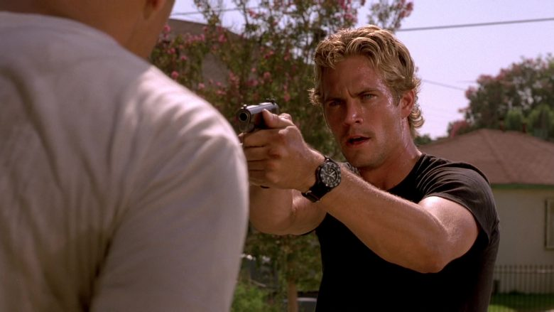 Luminox Watch Worn by Paul Walker in The Fast and the Furious (6)