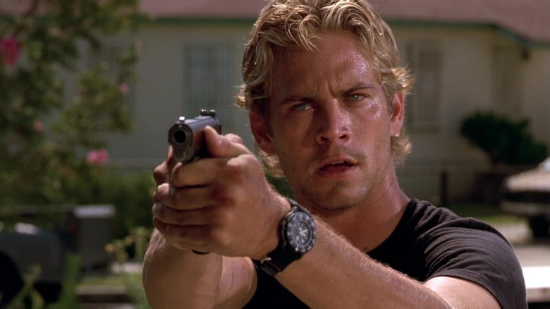 Luminox Watch Worn by Paul Walker in The Fast and the Furious (7)
