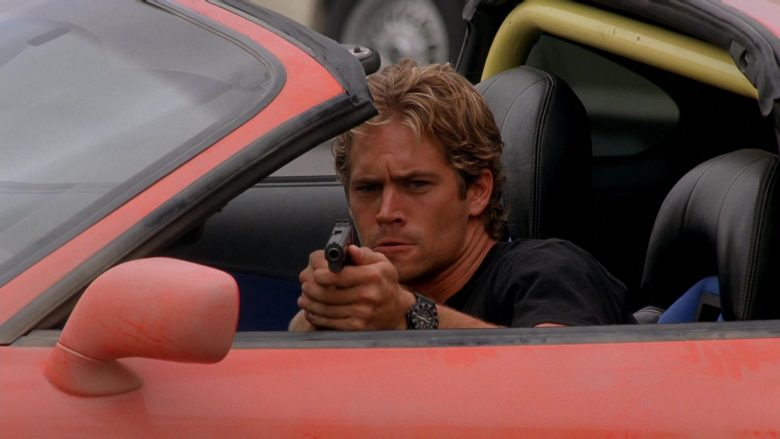 Luminox Watch Worn by Paul Walker in The Fast and the Furious (8)
