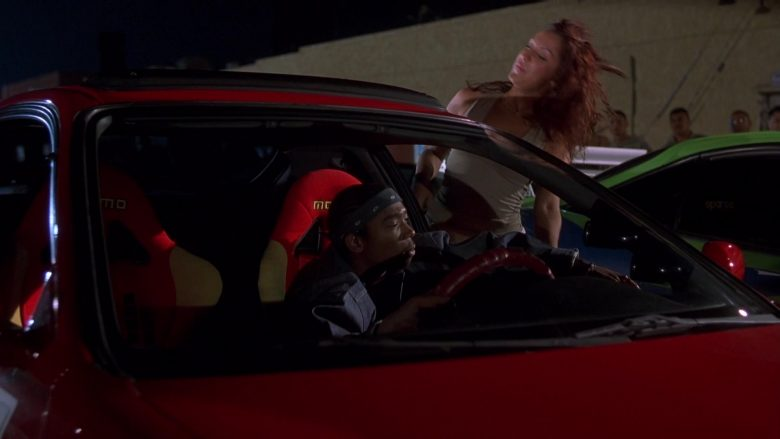 MOMO Racing Car Seats Used by Ja Rule in The Fast and the Furious