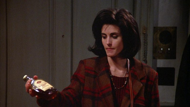 MacDonald's Maple Syrup Held by Courteney Cox in Seinfeld Season 5 Episode 17 (4)