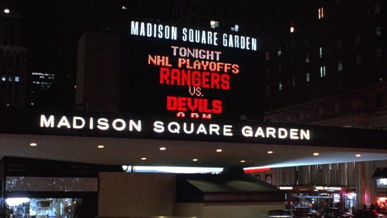 Madison Square Garden in Seinfeld Season 6 Episode 23 The Face Painter (1)