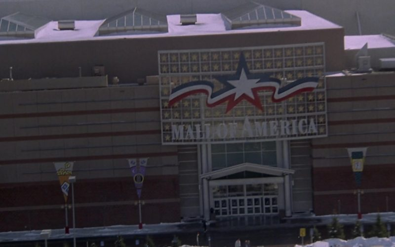 Mall Of America in Jingle All the Way