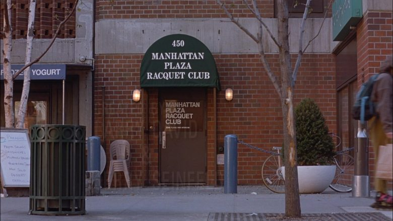 Manhattan Plaza Racquet Club in Seinfeld Season 6 Episode 11 The Switch