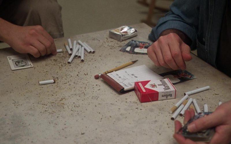 Marlboro Cigarettes in One Flew Over the Cuckoo's Nest (1)
