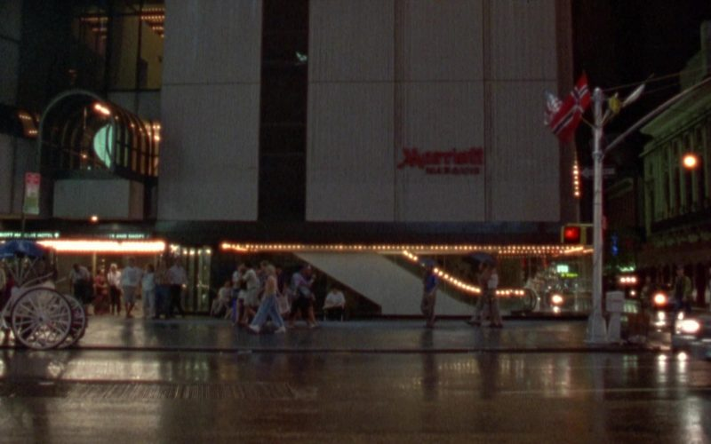 Marriott Hotel in Seinfeld Season 6 Episode 1 The Chaperone