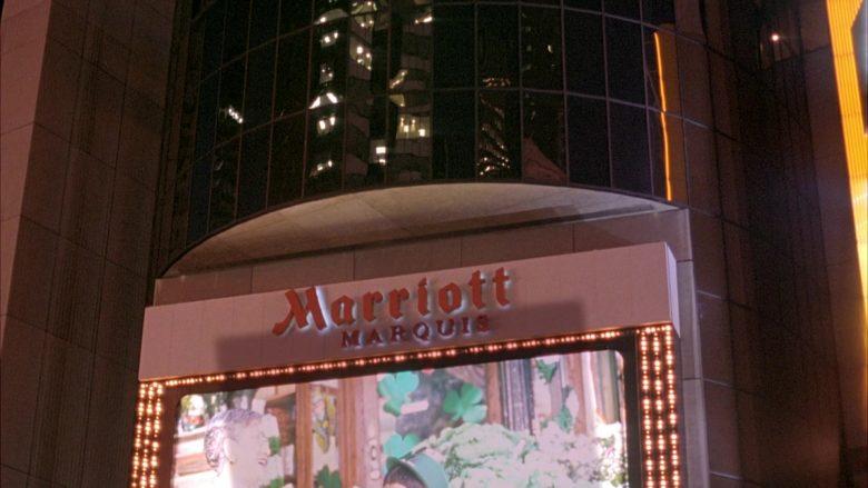 Marriott Marquis Hotel in Seinfeld Season 6 Episode 19 The Jimmy (2)