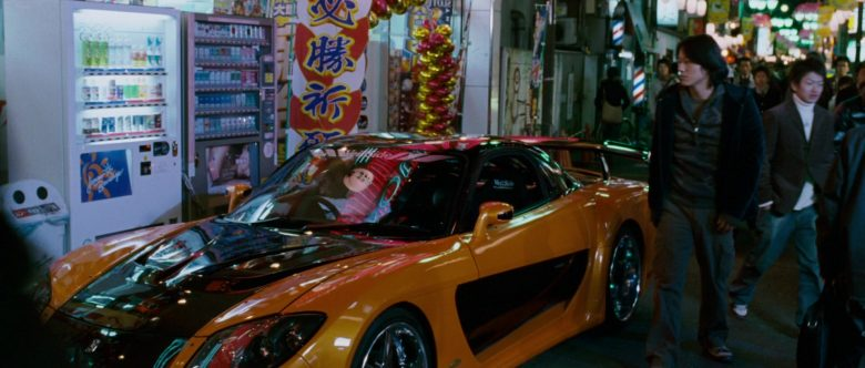 Mazda RX-7 Car x Veilside in The Fast and the Furious Tokyo Drift (2)