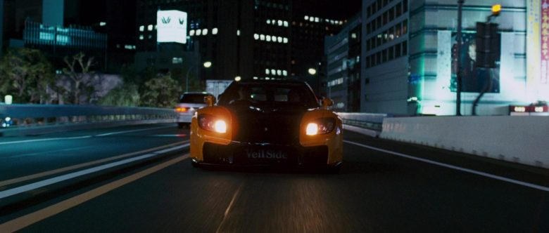 Mazda RX-7 Car x Veilside in The Fast and the Furious Tokyo Drift (4)