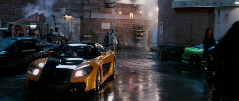 Mazda RX-7 Car x Veilside in The Fast and the Furious Tokyo Drift (6)