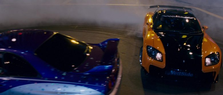 Mazda RX-7 Car x Veilside in The Fast and the Furious Tokyo Drift (7)