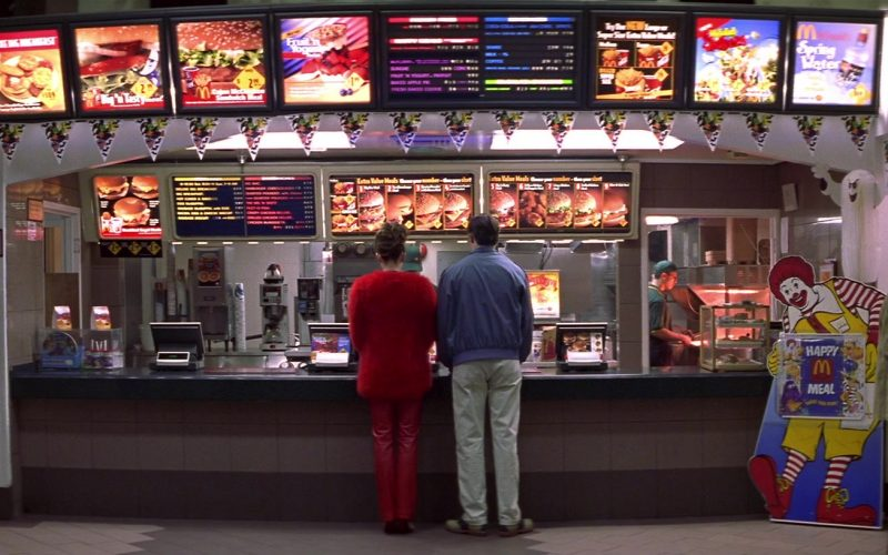 McDonald's Fast Food Restaurant in Bedazzled (1)