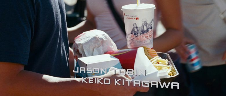 McDonald's Fast Food in The Fast and the Furious Tokyo Drift