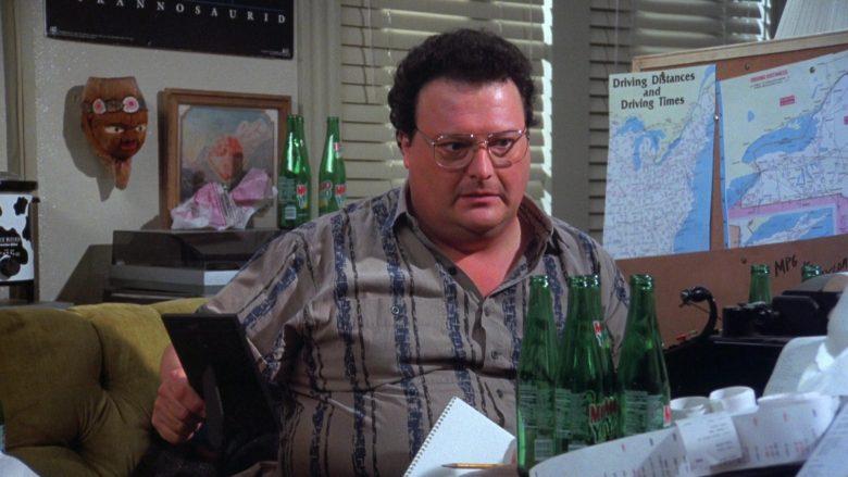 Mello Yello Soda Enjoyed by Wayne Knight as Newman in Seinfeld Season 7 Episode 21-22 (10)