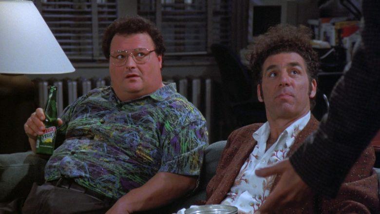 Mello Yello Soda Enjoyed by Wayne Knight as Newman in Seinfeld Season 7 Episode 21-22 (8)