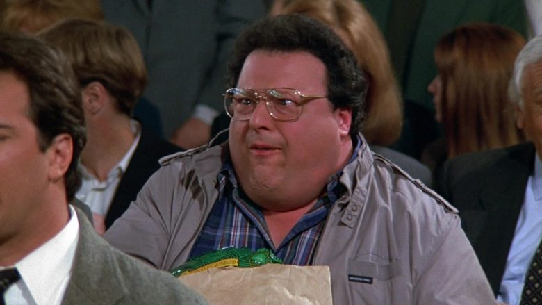 Members Only Jacket Worn by Wayne Knight as Newman in Seinfeld Season 9 Episodes 23-24 The Finale