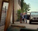 Mercedes-Benz G-Class Black Car in Runaways Season 3 Episode 1 Smoke and Mirrors (3)